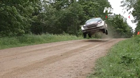WRC Rally Poland 2017 MAX ATTACK