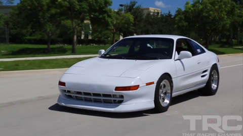 Toyota MR2 World Record 1126HP