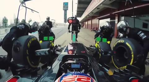 f1 2016 McLaren- Honda onboard
