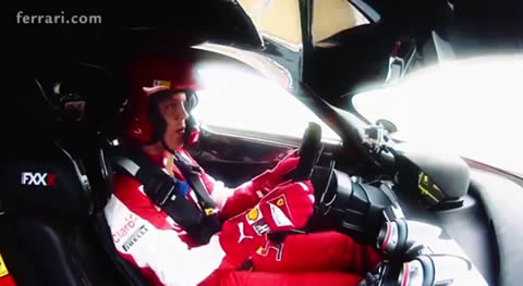 Vettel_in_the_Ferrari_FXX_K