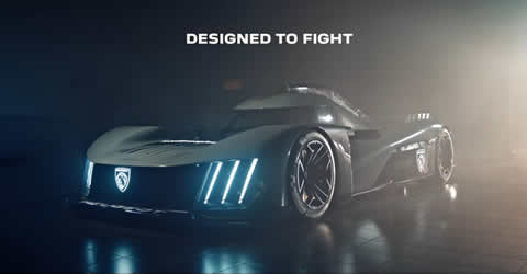 Introducing Peugeot 9X8  Reveal WEC Hypercar