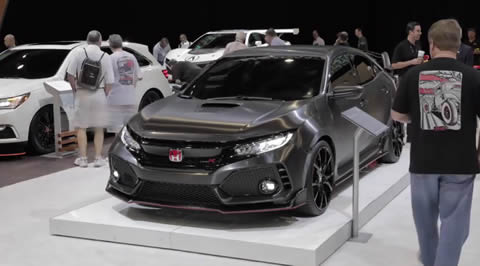 Honda Civic Type-R_SEMA