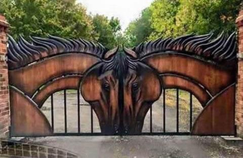 horse_gate