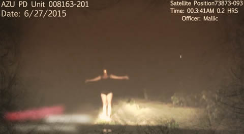 5 FREAKY Paranormal Police Dash Cam Footages