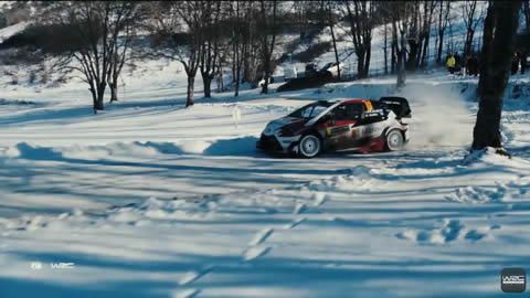 Rallye Monte-Carlo 2017 AERIAL Special