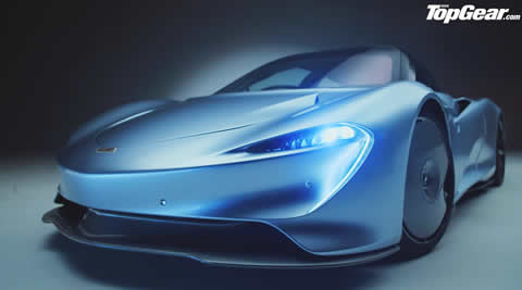FIRST LOOK McLaren Speedtail  Top Gear