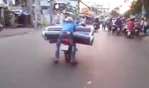 Carpet Delivery in Vietnam