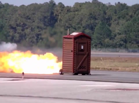 12 Most Ridiculous Jet Engine Vehicles