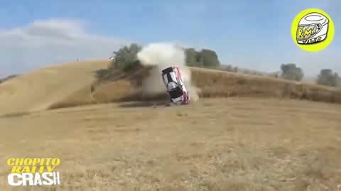 Rally crash & fail -BEST OF AUGUST 2021