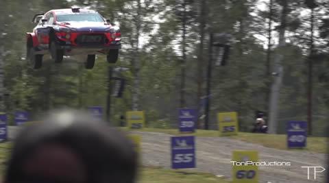 WRC Neste Rally Finland 2019