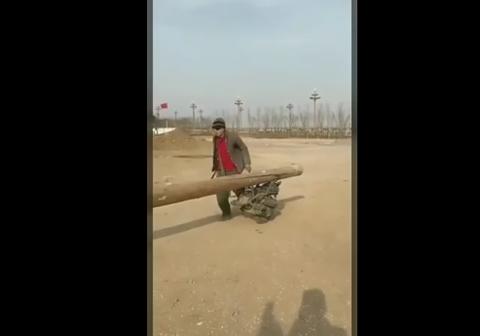 Log bikes