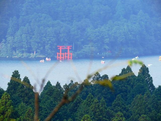 4箱根神社