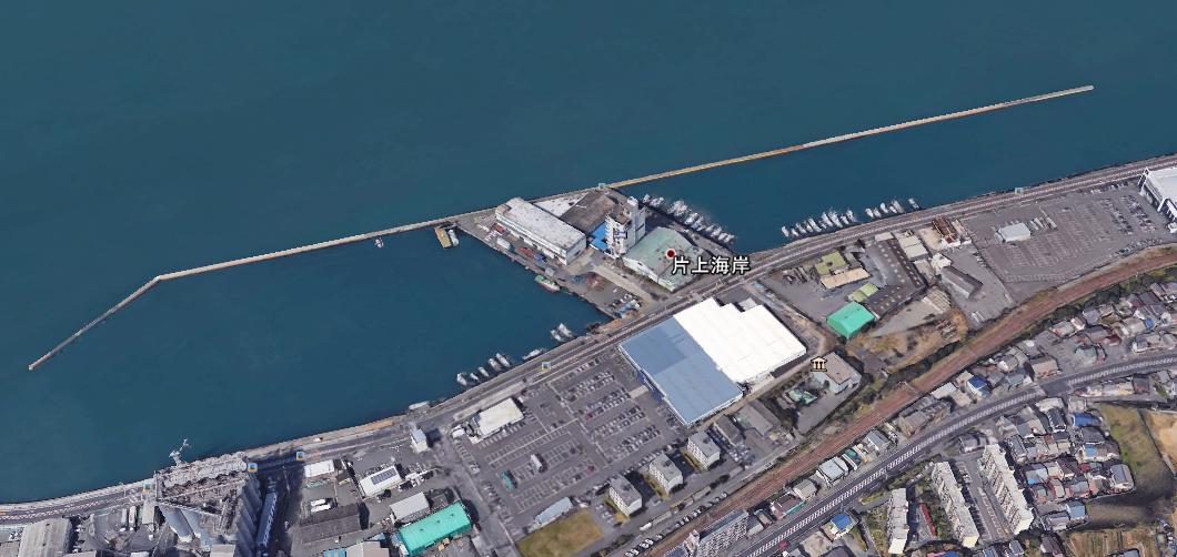 釣り場 北九州 ヒラメ・マゴチの釣り場 北九州市