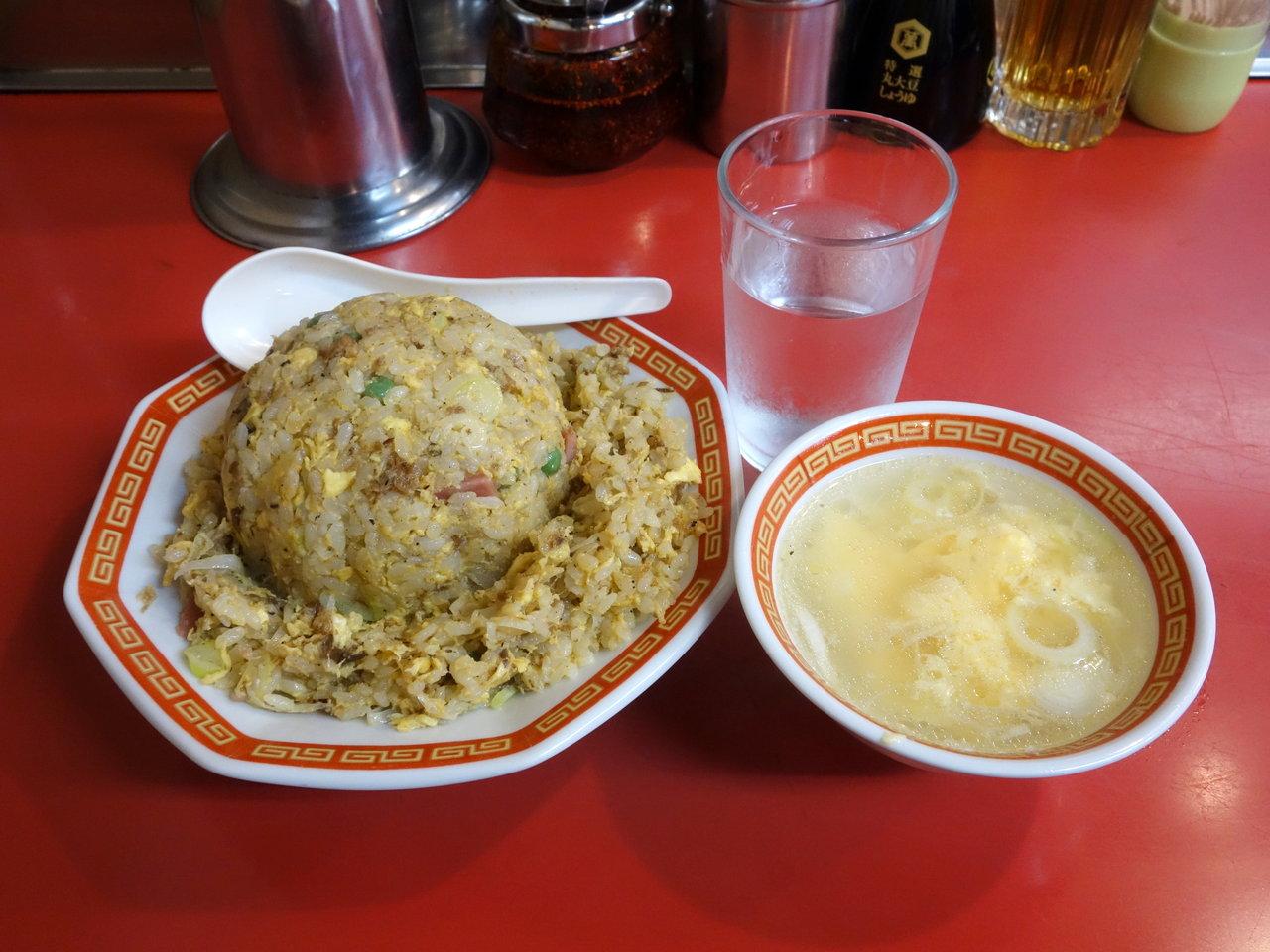 B級グルメとラーメン二郎の食べある記 : 中華そば 永楽 ...