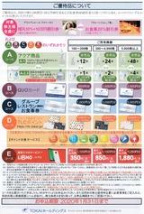 2019_11TOKAI HD株主優待選択