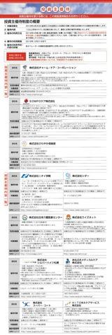 2019_07日本ヘルスケア投資法人投資主優待