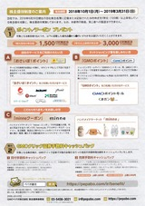 2018_09GMOペパボ株主優待選択
