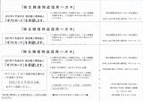 2021_03平和堂株主優待選択