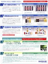 2013_03アサヒグループHD株主優待選択