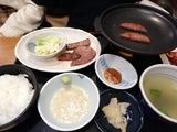 20181221夢庵優待ディナー2
