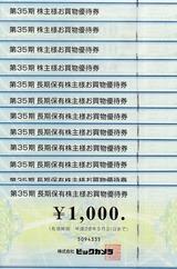 2015_11ビックカメラ株主優待