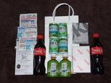 2013三国コカ・コーラ総会土産