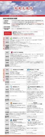 2018_07日本ヘルスケア投資法人投資主優待