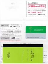 2019_05近鉄百貨店株主優待