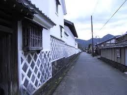 山口県の萩