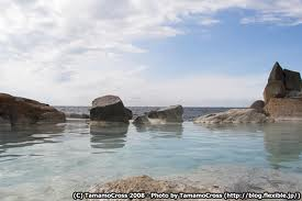 白浜温泉の崎の湯