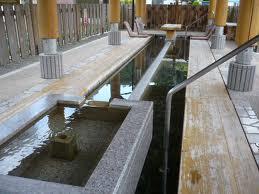 熊野市紀和鉱山資料館足湯