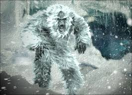 イエティ ヒマラヤ、ロシアの類人猿UMA