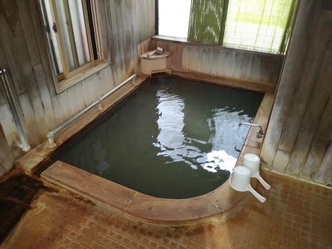時雨庵 浴槽