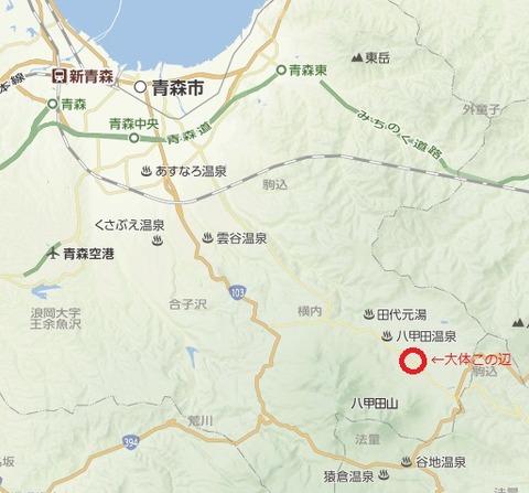 茶屋 地図
