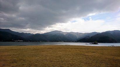 河口湖 公園