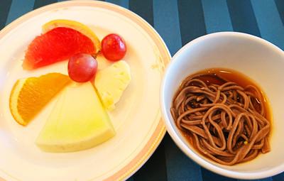 ビューパレス 朝食1