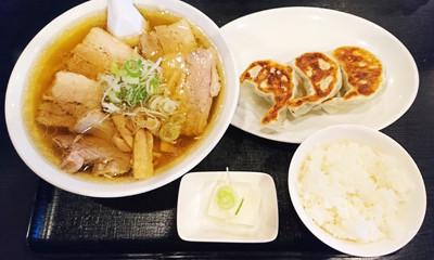 ラーメン大和餃子セット1