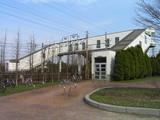 サッポロビール庭園駅跨線橋・駅出入口