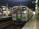 札幌駅から出る札沼線
