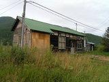石北本線・上白滝駅 駅舎2006