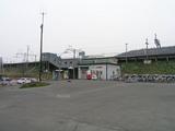 上野幌駅 駅舎