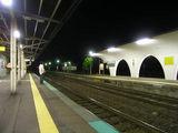 石北本線・上川駅ホーム