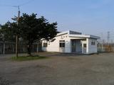 植苗駅 駅舎