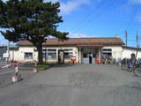 篠路駅 駅舎