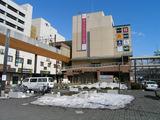 千歳線・新札幌駅 駅舎