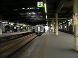 函館本線・桑園駅ホーム