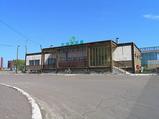 石狩沼田駅 駅舎