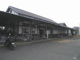 桜井線・畝傍駅