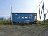 根室本線・花咲駅 駅舎