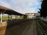 石北本線・美幌駅ホーム(相生線ホーム跡)